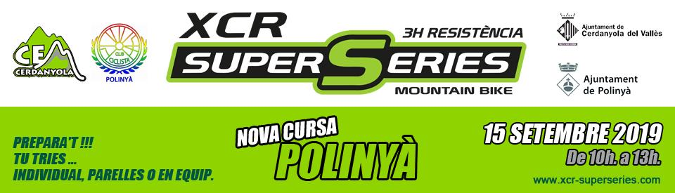 XCR SUPERSERIES MTB - Polinyà